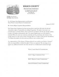 Wasco Letter copy