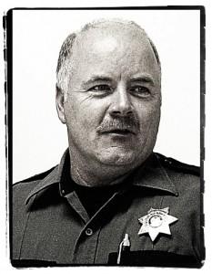 Sheriff Glenn Palmer